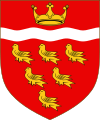 coat of arms East Sussex UKJ22