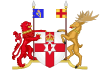 coat of arms Northern Ireland UKN