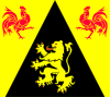 flag of Walloon Brabant BE31