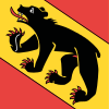 flag of canton of Bern CH021
