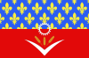 flag of Seine-Saint-Denis FR106