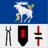 flag of Jämtland County SE322