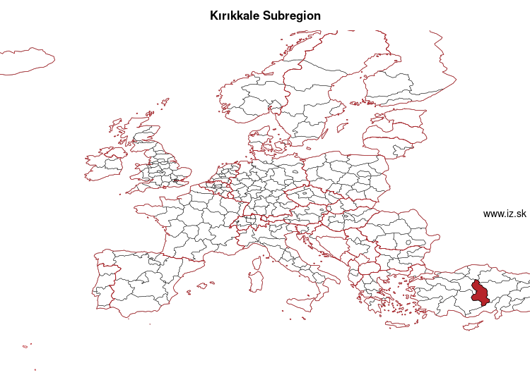 Kirikkale TR71 Employment Institute