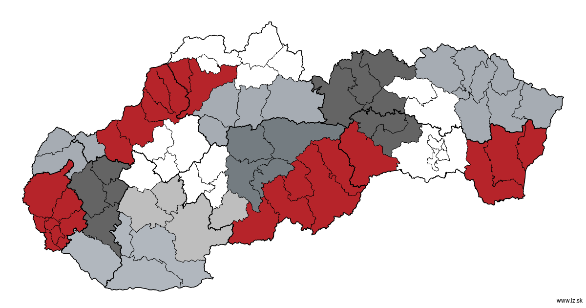 ikona Regions of the Slovak Republic